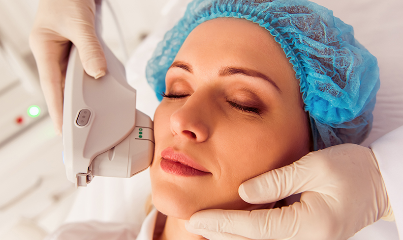 Non Surgical Facelift at Wynyard Therapy